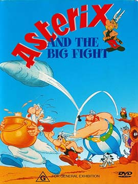 Asterix and the Big Fight - مدبلج