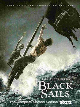 Black Sails - The Complete Season Two