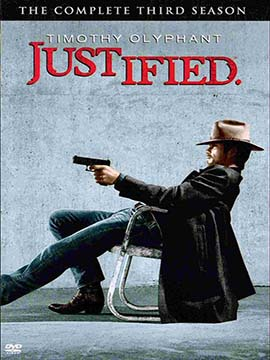 Justified - The Complete Season Three