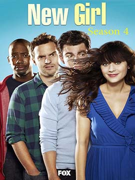 New Girl - The Complete Season Four