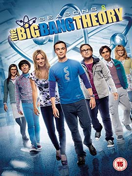 The Big Bang Theory - The Complete Season Eight