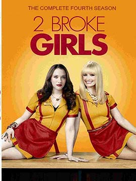2 Broke Girls - The Complete Season Four