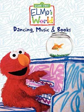Elmo's World: Dancing, Music, and Books - مدبلج