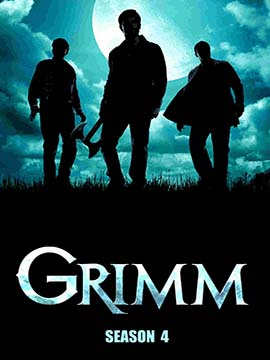 Grimm - The Complete Season Four