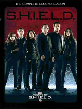 Agents of S.H.I.E.L.D. - The Complete Season Two