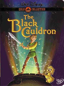 The Black Cauldron - مدبلج