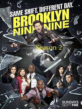 Brooklyn Nine Nine - The Complete Season Two
