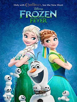 Frozen Fever - فيلم قصير