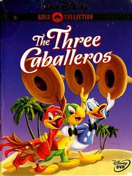 The Three Caballeros - مدبلج