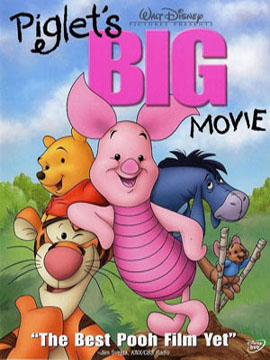 Piglet's Big Movie - مدبلج
