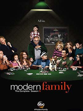 Modern Family - The Complete Season Six