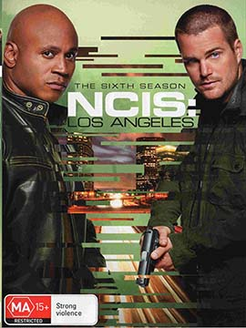 NCIS: Los Angeles - The Complete Season Six
