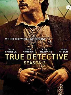 True Detective - The Complete Season Two