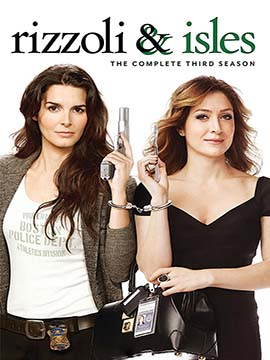 Rizzoli and Isles - The Complete Season Three