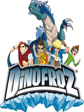 Dinofroz - مدبلج