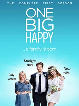 One Big Happy - The Complete Season One