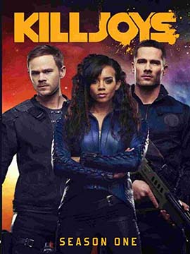 Killjoys - The Complete Season One