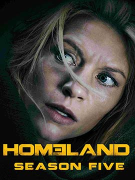 Homeland - The Complete Season Five