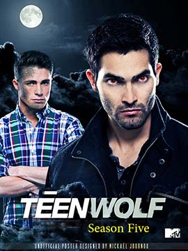 Teen Wolf - The Complete Season Five