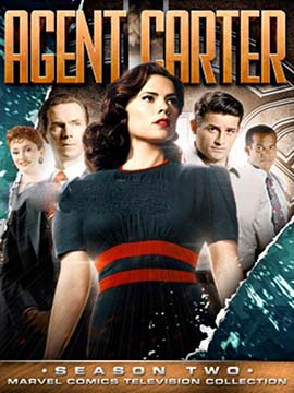 Agent Carter - The Complete Season Two