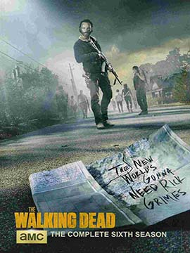 The Walking Dead - The Complete Season Six