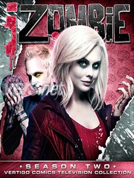 iZombie - The Complete Season Two