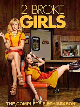2 Broke Girls - The Complete Season Five