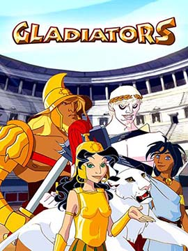 Gladiators - مدبلج
