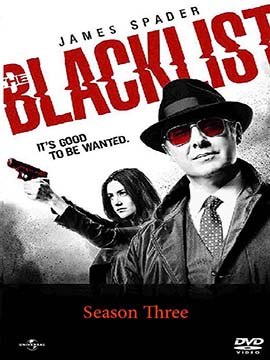 The Blacklist - The Complete Season Three