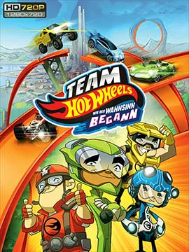 Team Hot Wheels: The Origin of Awesome! - مدبلج