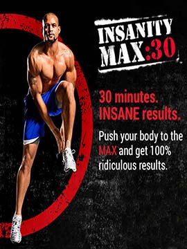 Insanity Max - 30