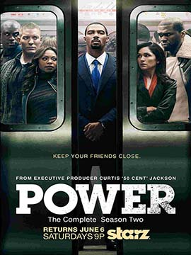 Power - The Complete Season Two