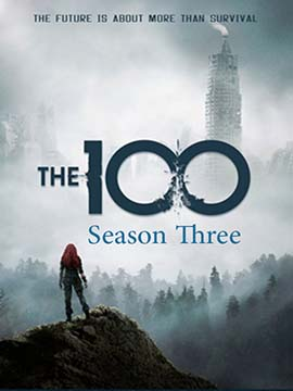 The 100 - The Complete Season Three