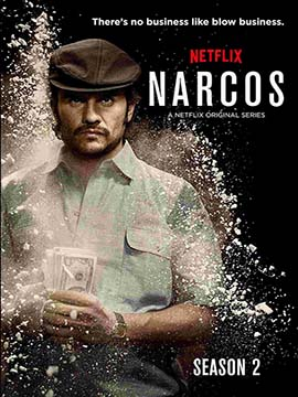 Narcos - The Complete Season Two