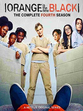 Orange Is the New Black - The Complete Season Four