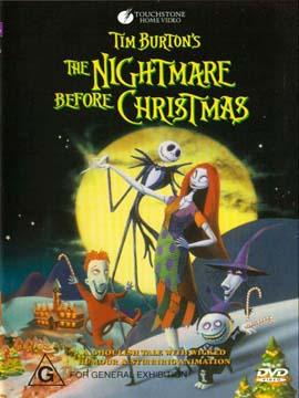 The Nightmare Before Christmas - مدبلج
