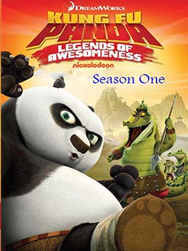 Kung Fu Panda: Legends of Awesomeness - The Complete Season One - مدبلج