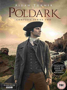 Poldark - The Complete Season Two
