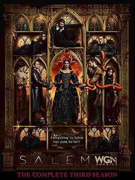 Salem - The Complete season Three