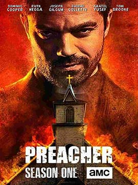 Preacher - The Complete Season One