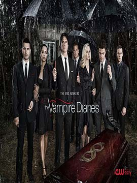 The Vampire Diaries - The Complete Season 8
