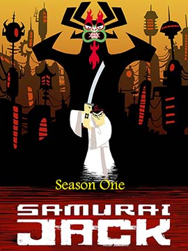 Samurai Jack - The Complete Season One - مدبلج