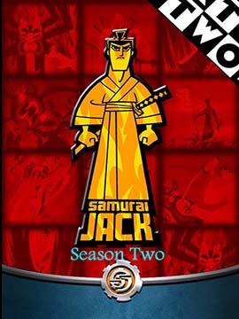 Samurai Jack - The Complete Season Two - مدبلج