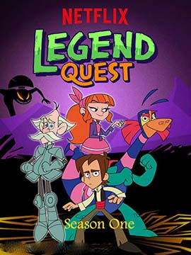 Legend Quest - The Complete Season One - مدبلج