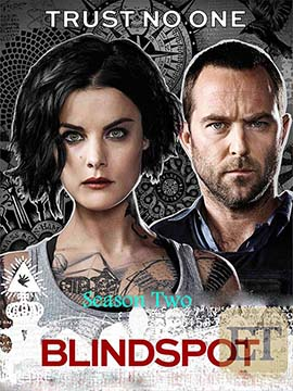 Blindspot - The Complete Season Two