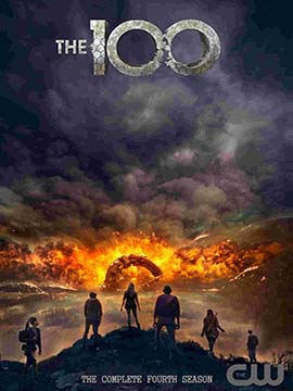 The 100 - The Complete Season Four