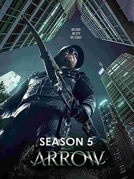Arrow - The Complete Season Five