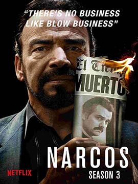 Narcos - The Complete Season Three