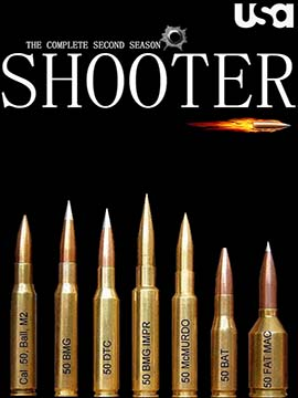 Shooter - The Complete Season Two