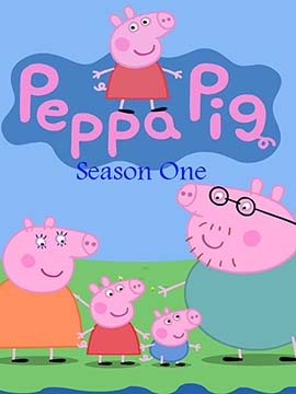 Peppa Pig - The Complete Season One